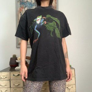 Vintage Tree Frog T-shirt